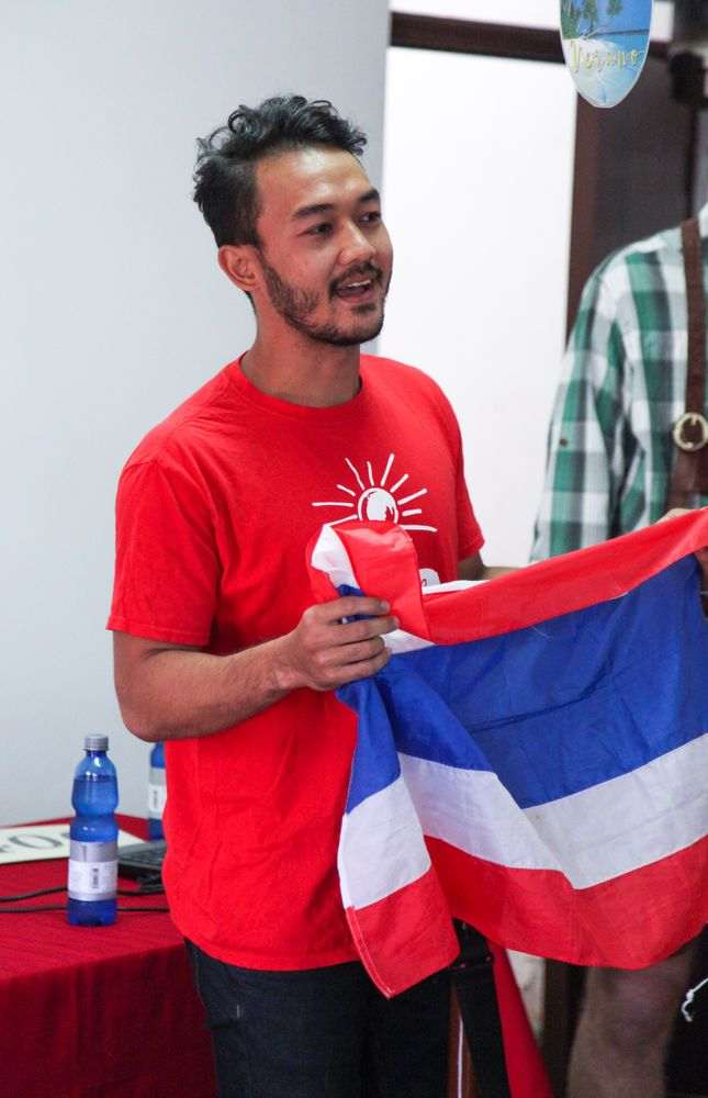 Chile: Antofagasta, Chile :: TJ Tanakanj (Thailand) shares about his country. More Info