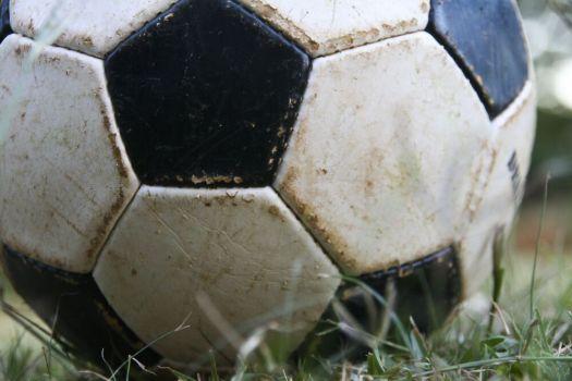 Soccer ball, Zimbabwe