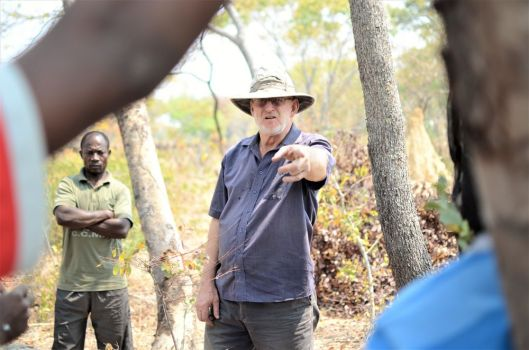 Visiting the Bushmen of Angola 4