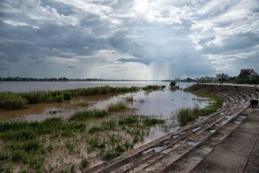 Flooding in Laos - Alex Coleman 1