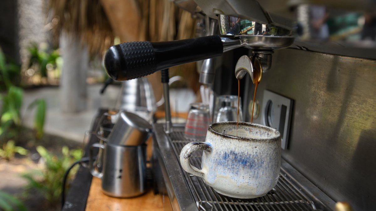 Serving God through coffee shops and carpentry