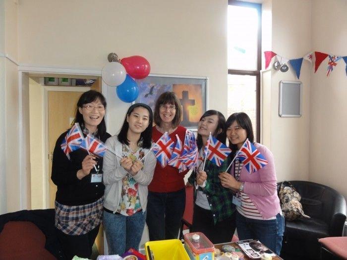 Jubilee Festivities United Kingdom Om