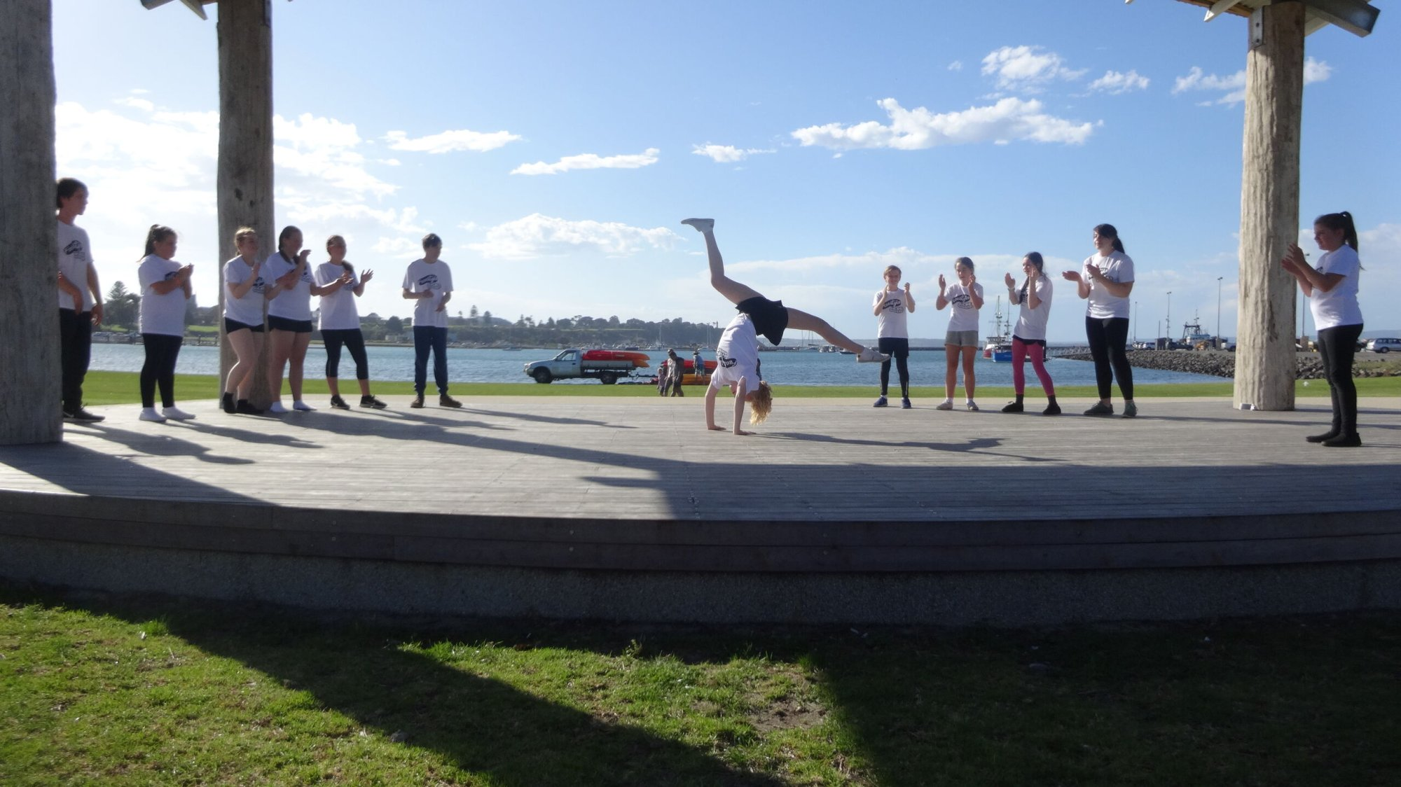 Spain: Transform in Europe inspired a dance ministry in Australia - dance, discussions and discipleship. More Info