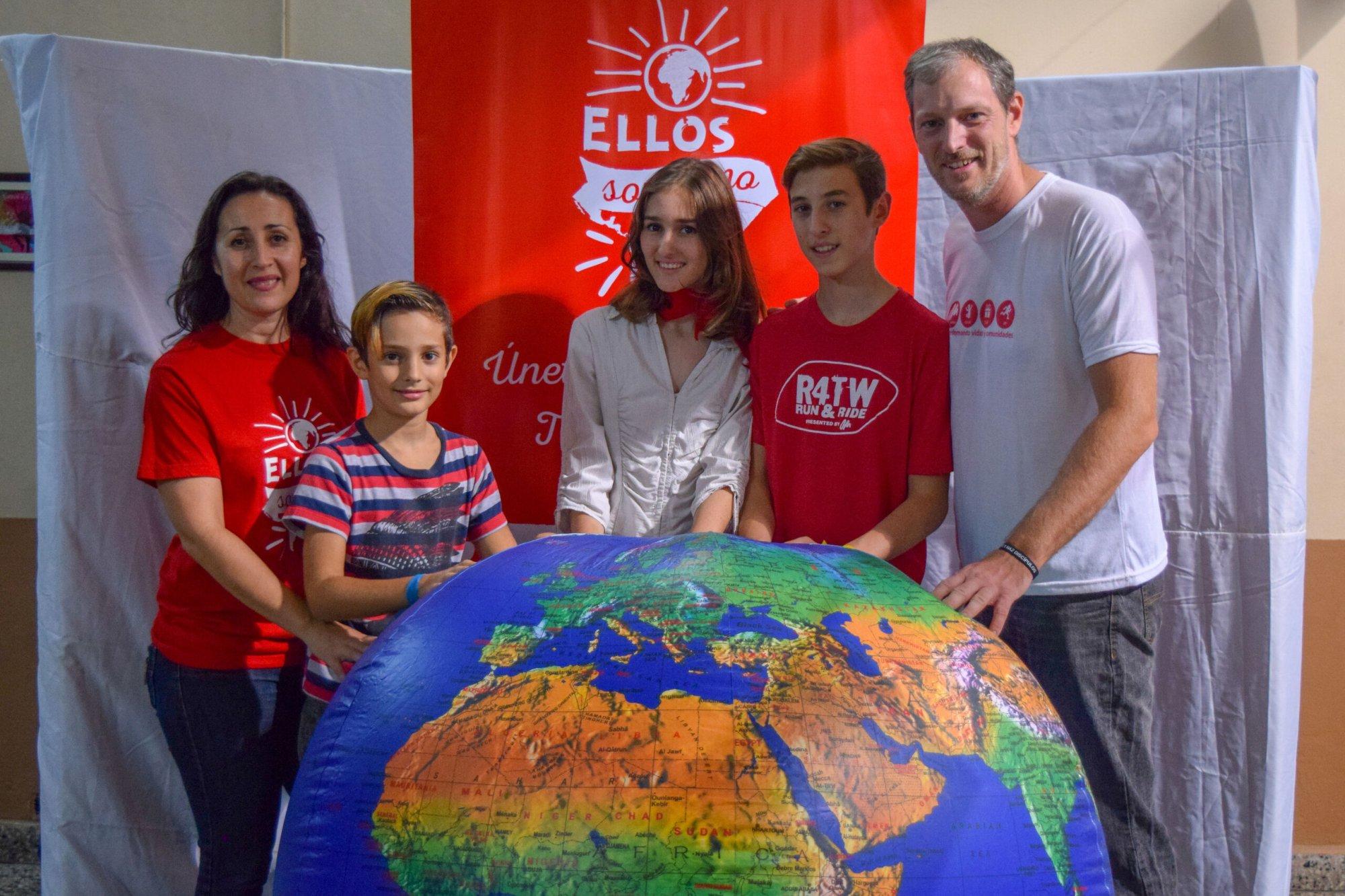 Argentina: Markus Leder and family. Photo by Kate Toretti. More Info