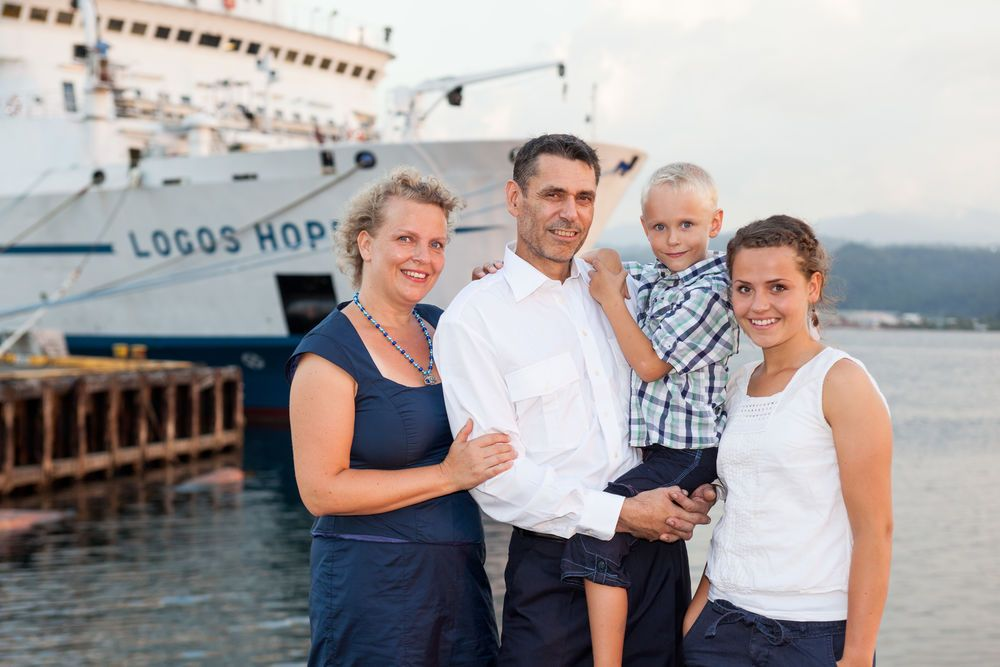 Ships: Knevels Family on board of Logos Hope More Info