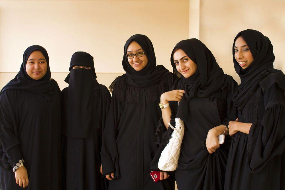 Bahraini girls