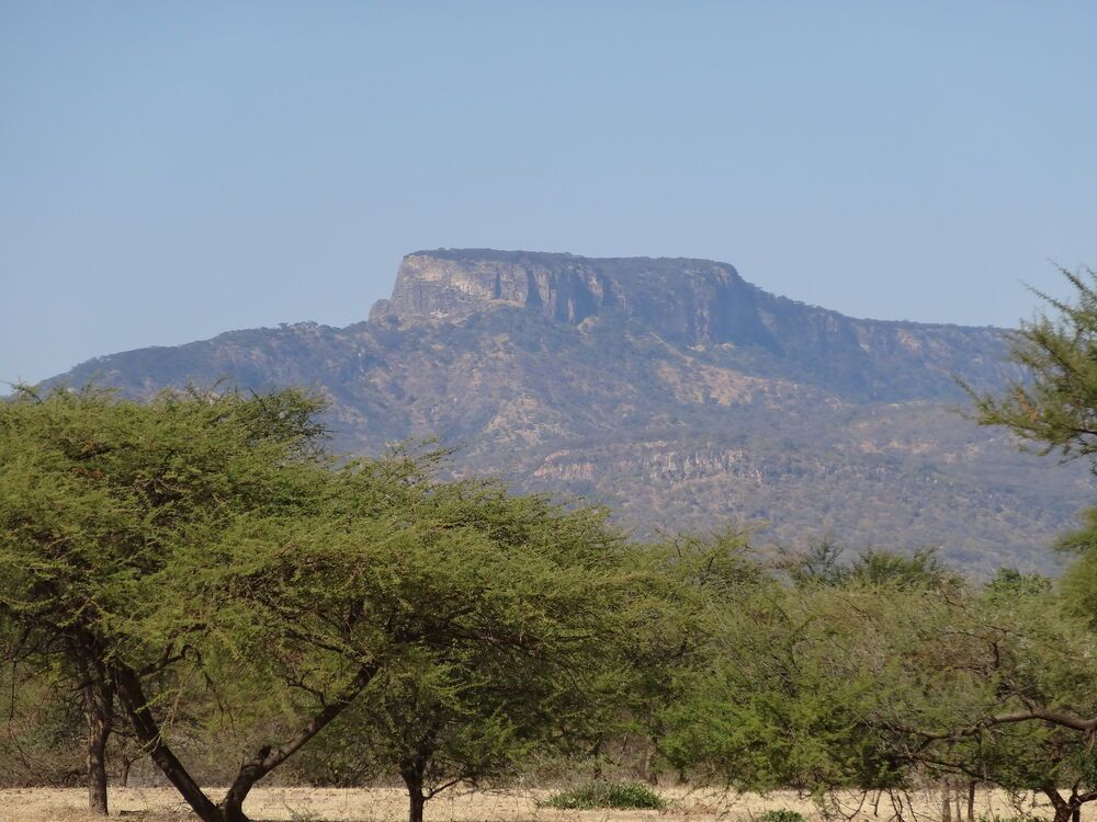The Ntundazi mountain in Siabuwa, Zimbabwe is feared and only spoken of in whispers by the locals living nearby.