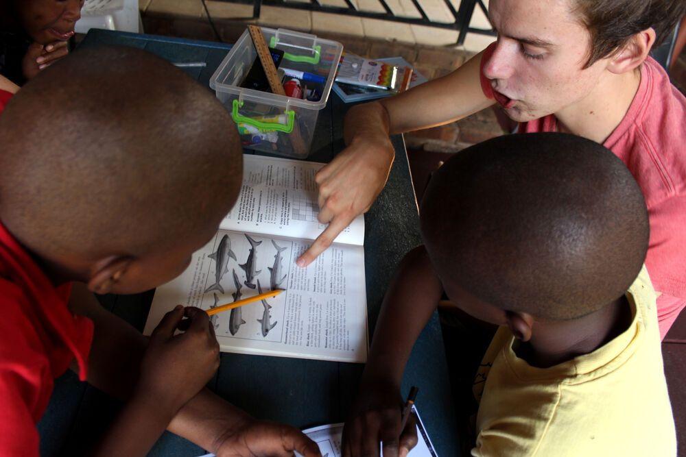 International: AIDS Hope - Afterschool in Mamelodi More Info