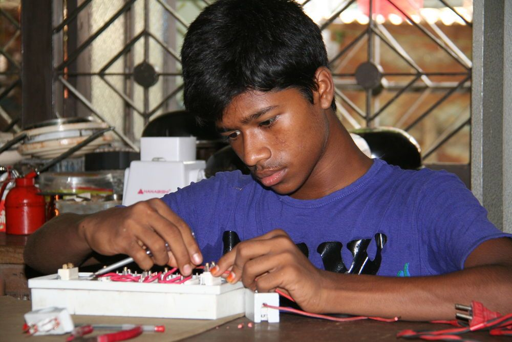 Bangladesh: learning new skills to get employment More Info