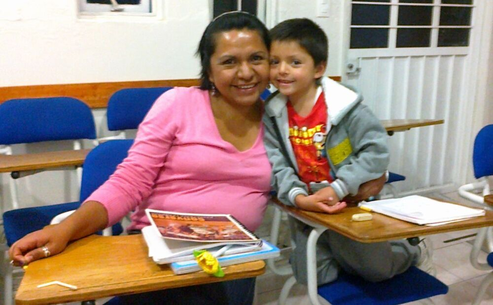 Mexico: Carmen never thought her son Joshua was interested in missions. For OM Mexico it is motivating follow the testimony of a mother and her son getting involved in world missions. More Info