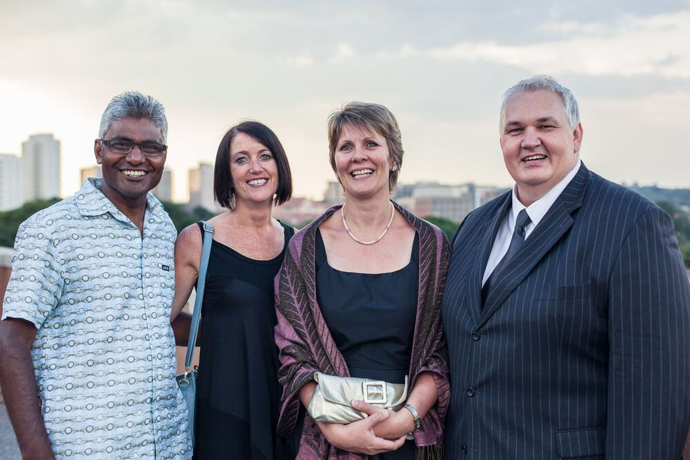 South Africa: In 2008 OM South Africa found themselves at the beginning of a new era. Pranesh Anandlal (former director) was chosen to be the third field leader. On the 23rd of January 2015 they celebrated the devotion and commitment of Pranesh during the past six years and welcomed Andrè van der Bergh as the new director. More Info