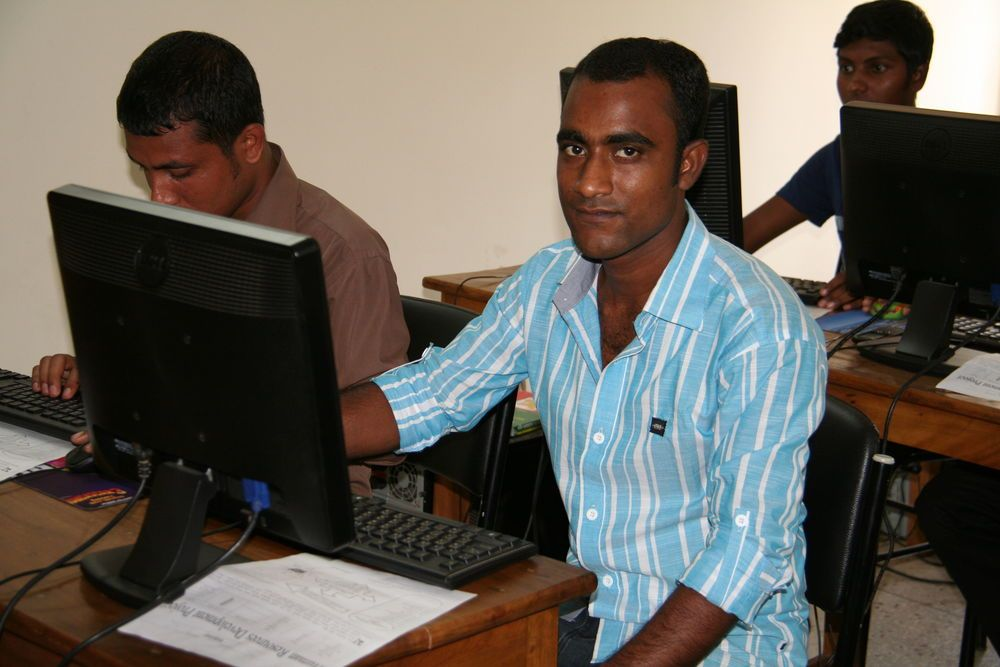 Bangladesh: Computer training to equipment the next generation More Info