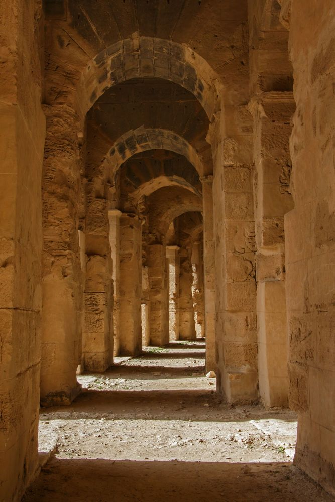 North Africa: North Africa is full of history.  