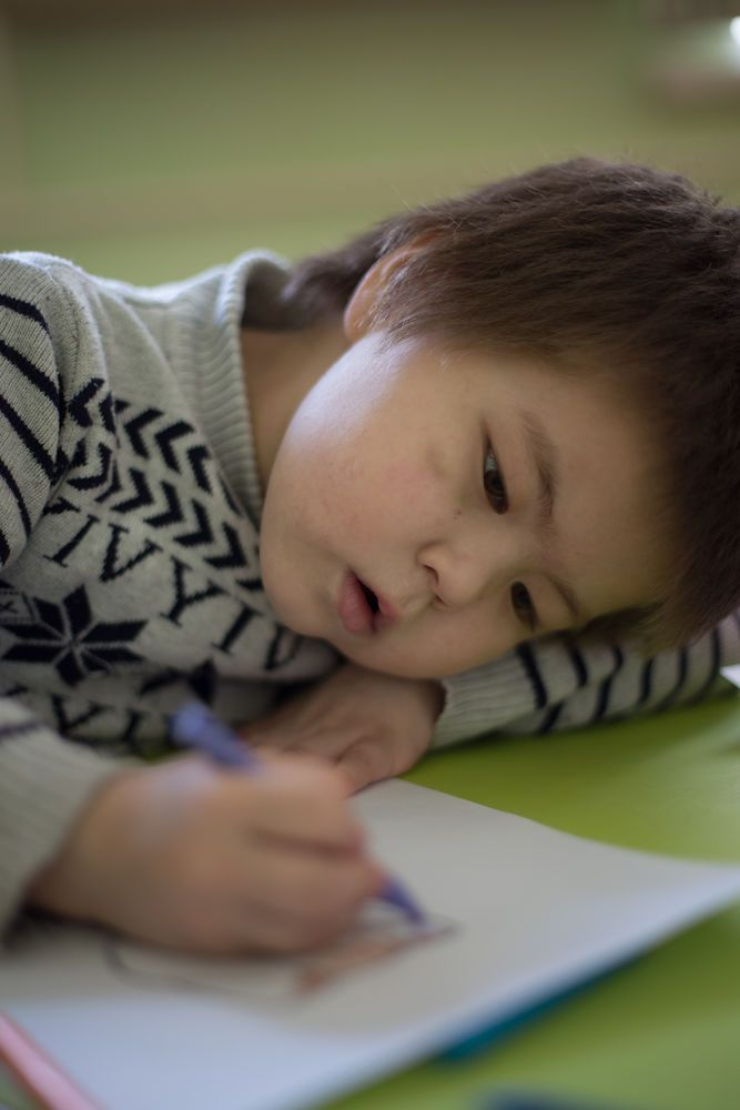 Central Asia: Little Alex has cerebral palsy but the care of an OM worker is bringing light to the whole family. More Info