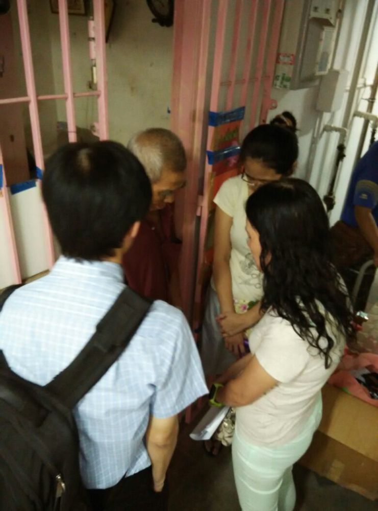Singapore: Visitation at OM Singapore Toa Payoh Outreach  More Info