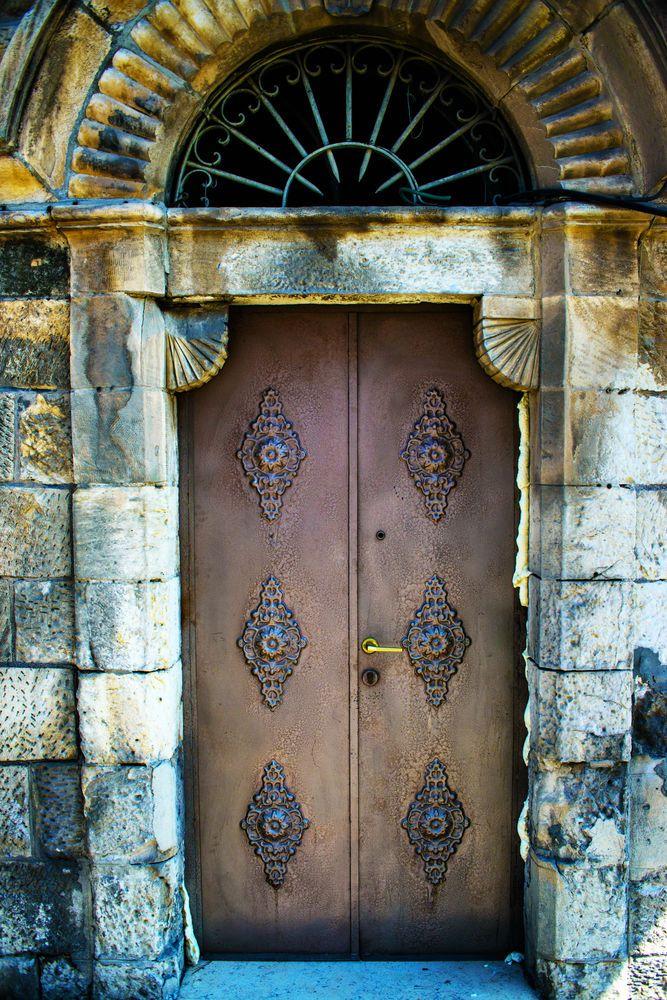 Israel: Doors of opportunity await.   Photo by Garrett Nasrallah More Info
