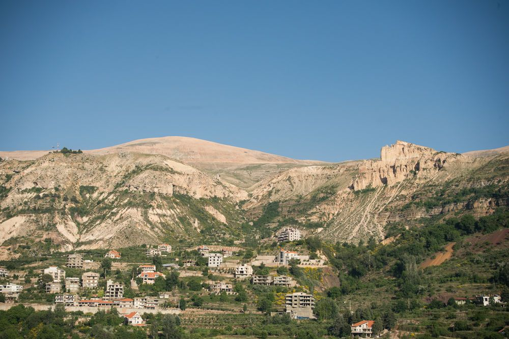 Near East: The Near East Field includes mountainous landscapes leading to the Sea. Photo by Garrett Nasrallah More Info