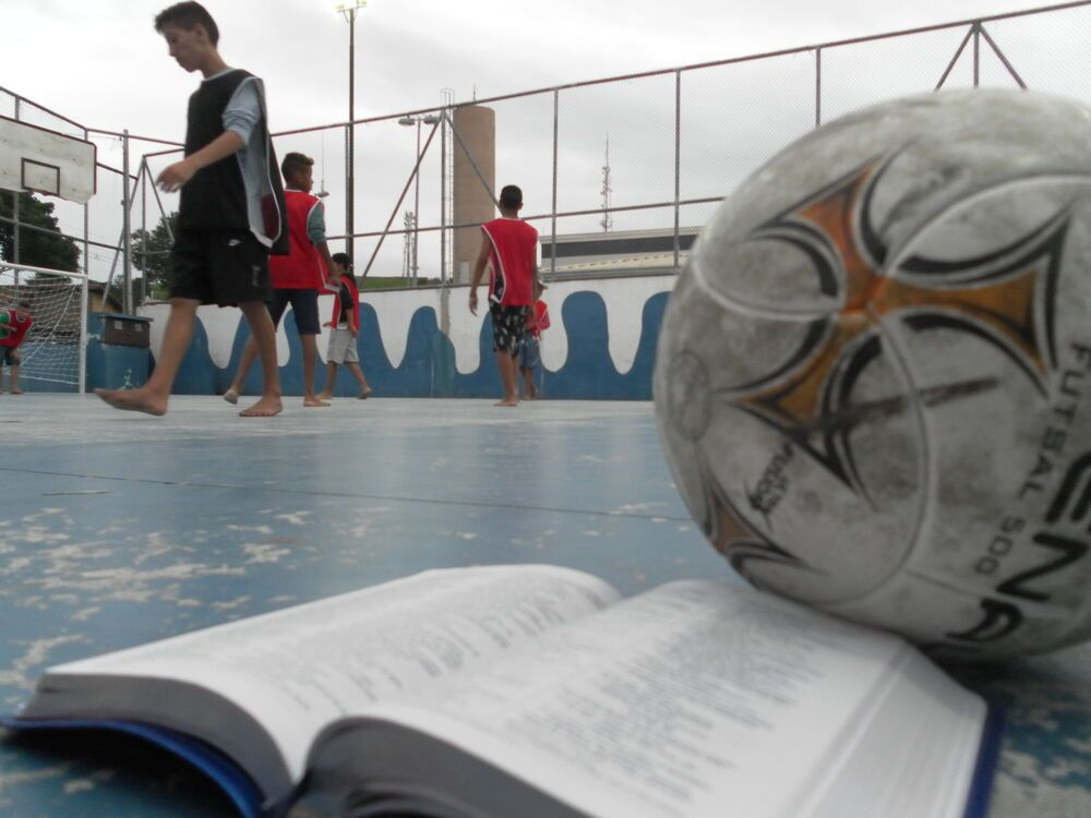 Brazil: Preaching the gospel through sports More Info