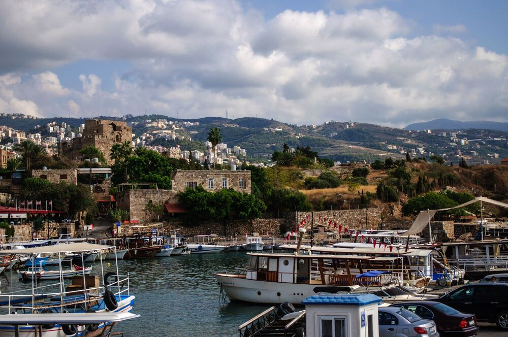 Near East: Historic Byblos is one of the oldest continuously inhabited cities of the world.  Photo by Meindert Kramer More Info
