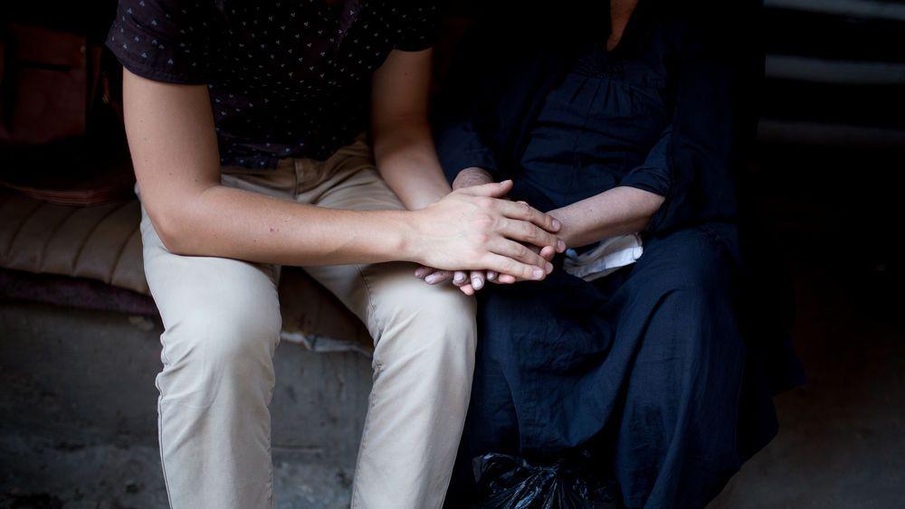 Near East: Prayer changes lives.   Photo by Justin Lovett More Info