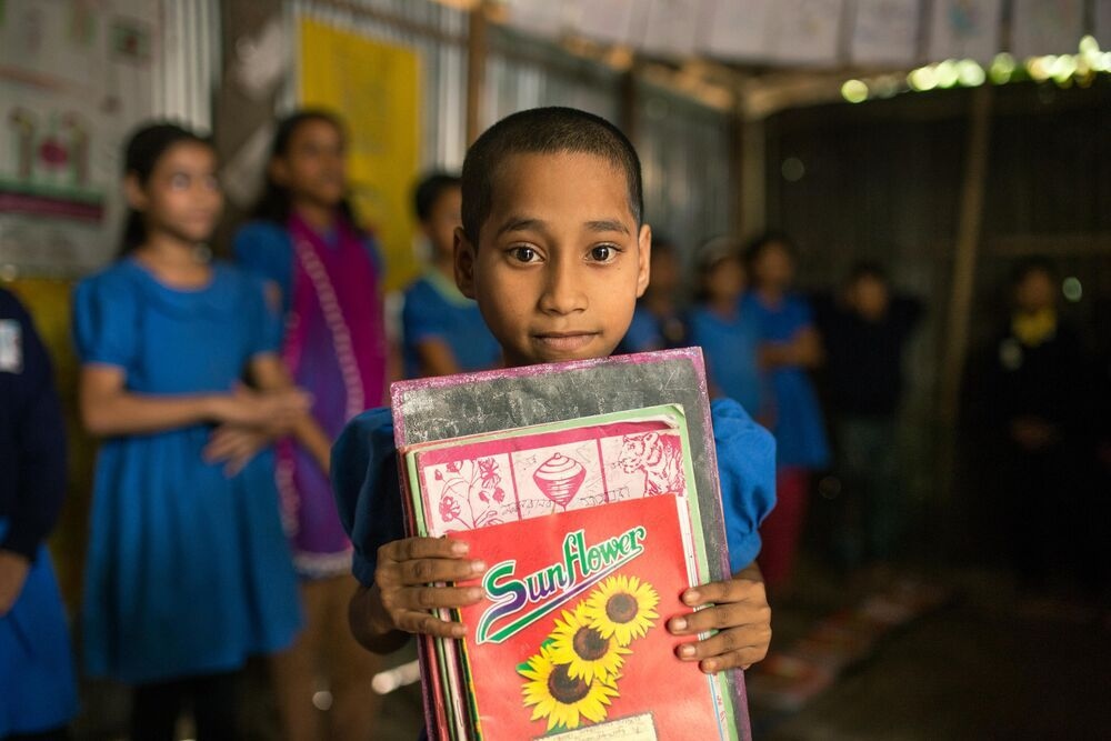Bangladesh: Give the gift of education by supporting one of OMs 45 village primary starter schools and help break the cycle of poverty in Bangladesh. Impact over 1,200 children in Bangladesh each year.