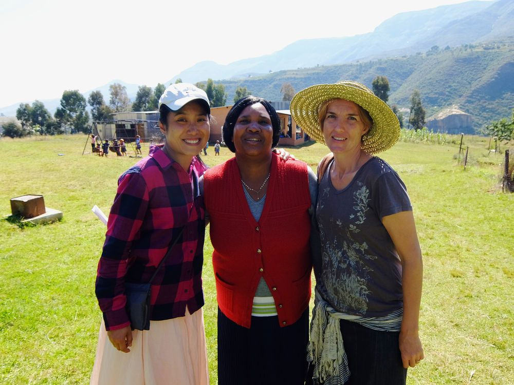 South Africa: A woman gave her life to Jesus after MDT team have shared the gospel with her and prayed with her. More Info