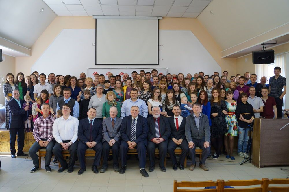 Russia: 10th Anniversary of discipleship ministry More Info