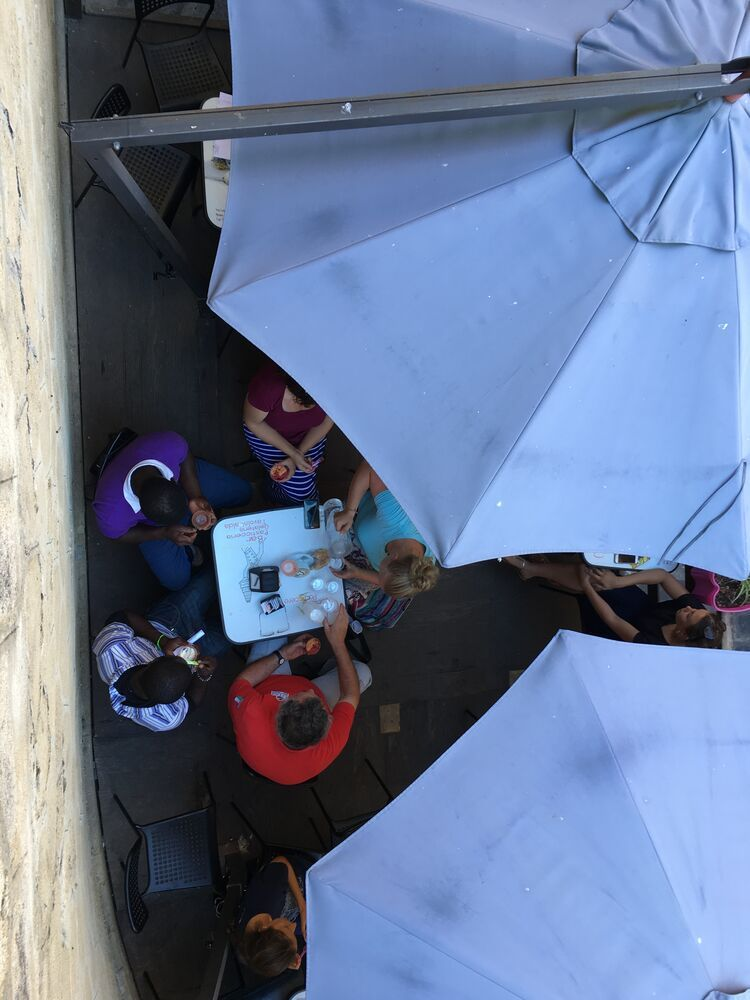 Meeting refugees in Sicily, Italy, made a deep impression on the Transform team.