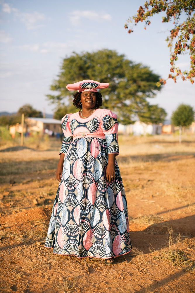 Namibia: Uatjaa Zilliox, and her husband, Philippe, have opened their home freely to the children of their community in northwestern Namibia. More Info