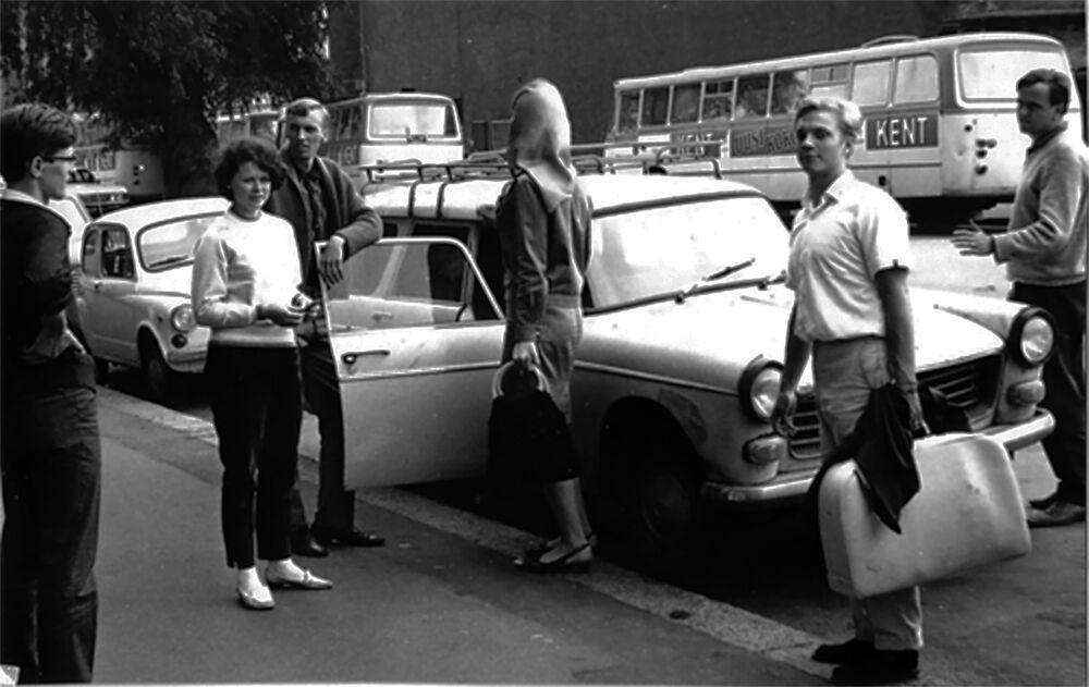 International: Starting in1963, OMs first year teams scattered around Europe and the Middle East. More Info