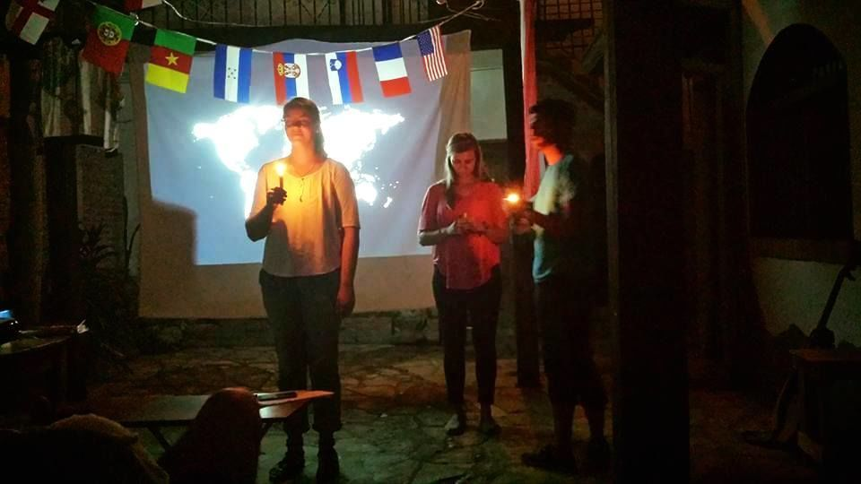 Paraguay: OM Paraguay hosts training events, like Exposure, at its base in Asunción to inform young people of possibilities for them to serve in missions. More Info