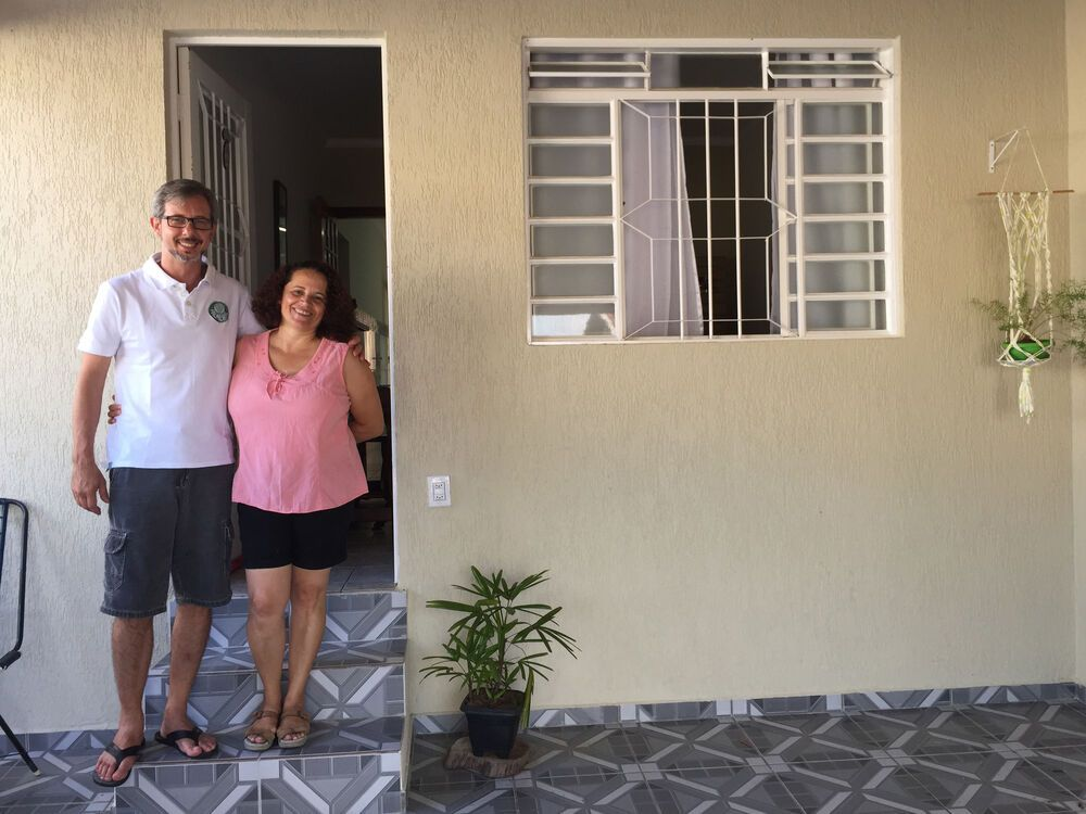 Brazil: Vitor and Ivanir Christovam, people care for LAM, constantly welcome guests into their home, in Brazil and during their years in Moldova. More Info
