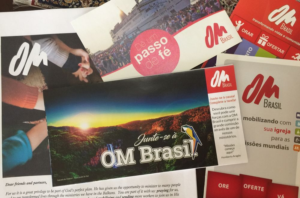 Brazil: OM Brazil offers many short-term missions opportunities. More Info
