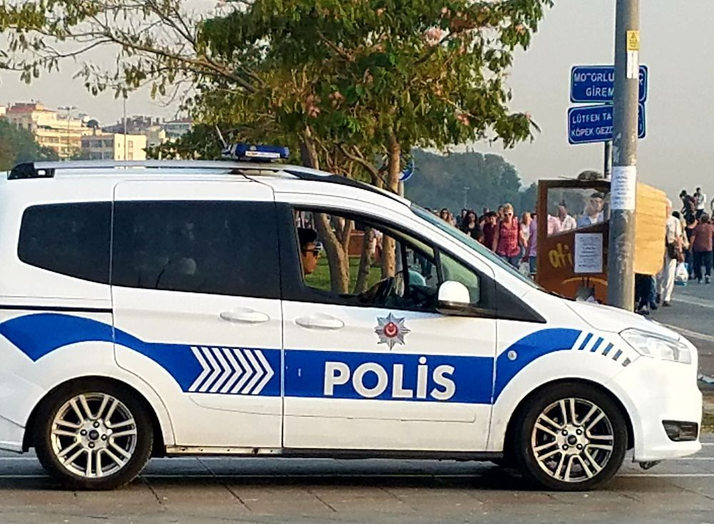 Turkey: Turkish policemen are often open to talking about the gospel. More Info