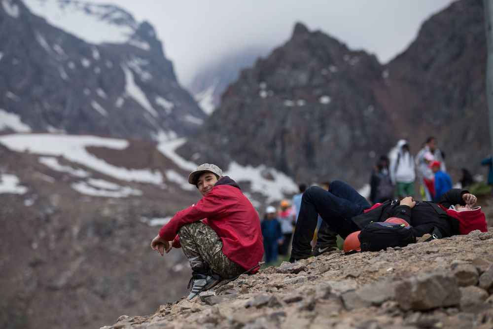 Central Asia: Athletes and outdoor adventure seekers enjoy the rugged beauty of Central Asia. More Info