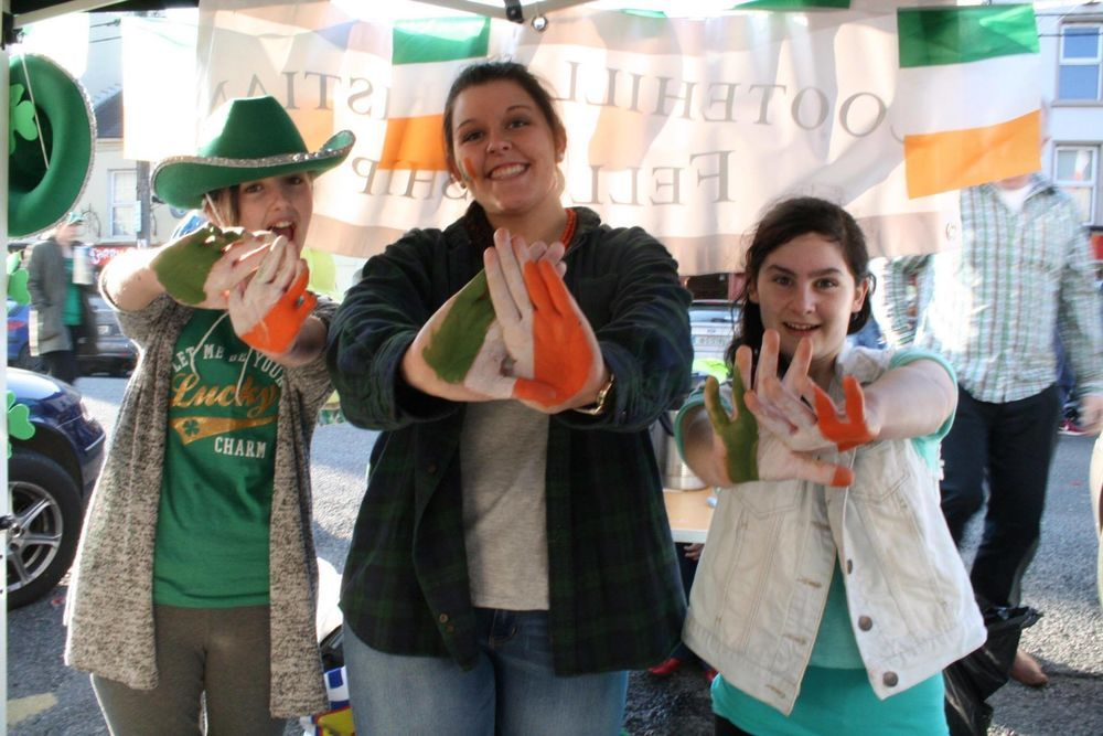 For Irish teens Nicole and Saoirse, interacting with their church?s Immersion student, Bree, led to an understanding of the Gospel.