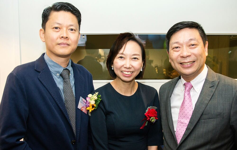Hong Kong: After many years with Campus Crusade for Christ and Global Hope Network International, seminary training and pastoral service with her church, Sonia Yip (center) became the Director of OM in Hong Kong in August 2017. Here, she stands with Mr. Ashley Tee (left), OM EAP Associate Area Leader, and Pastor Raphael Lum, E.F.C.C. (right), Tung Fook Kowloon East Church, on the day of her inauguration. More Info