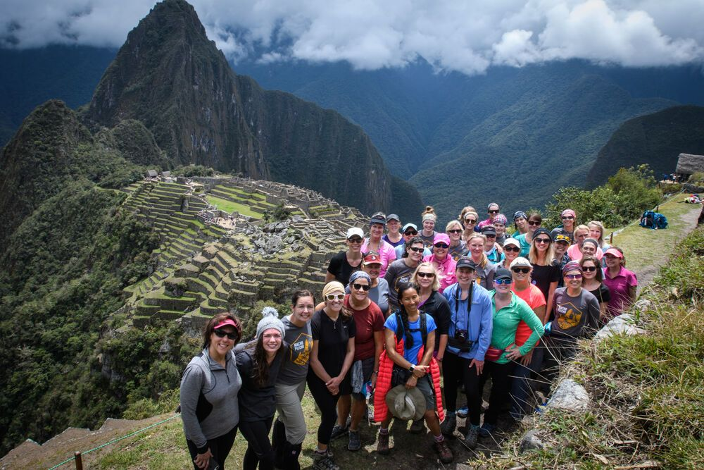 Peru: Forty women climbed Machu Picchu to raise awareness about human trafficking during a five-day Freedom Challenge trek in Peru. More Info