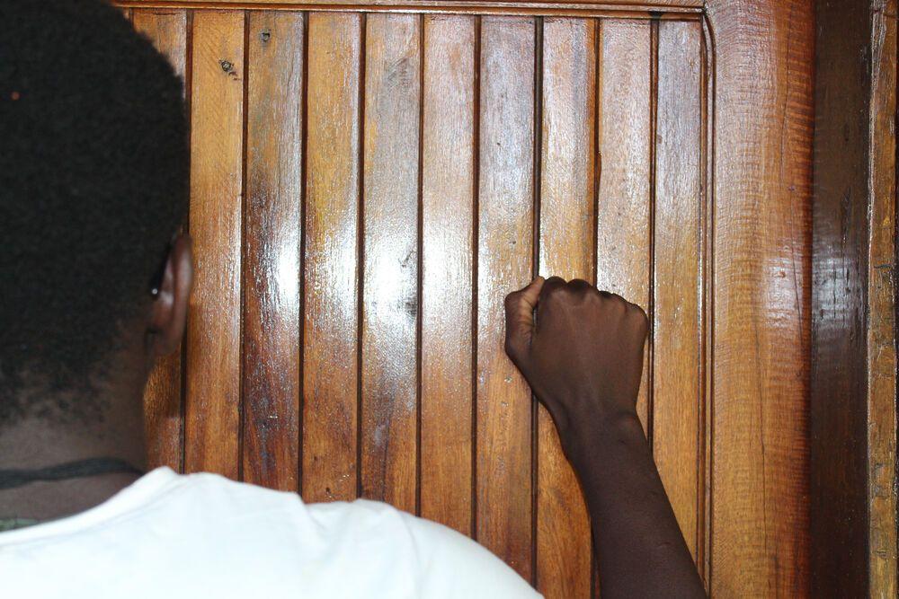 Zambia: Jeremiah heard a knock at his door. More Info