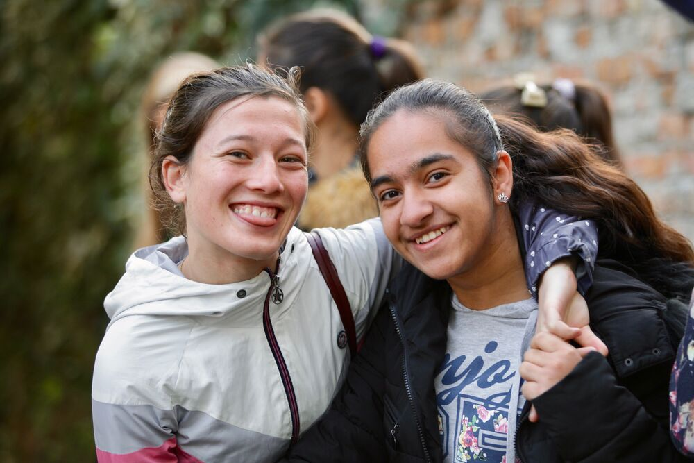 The OM Albania Roma/Gypsy youth ministry seeks to share the love of Christ by building relationships and discipleship.