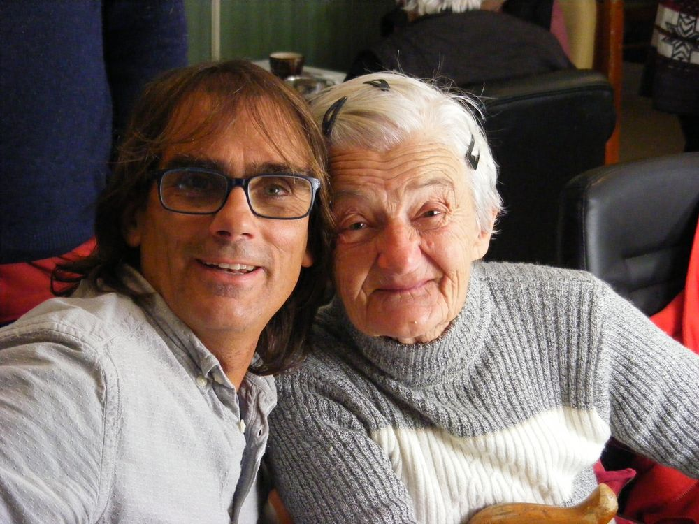 Montenegro: Robbie from OM Montenegro meets a dear Montenegrin friend who now lives in a state-run care home More Info