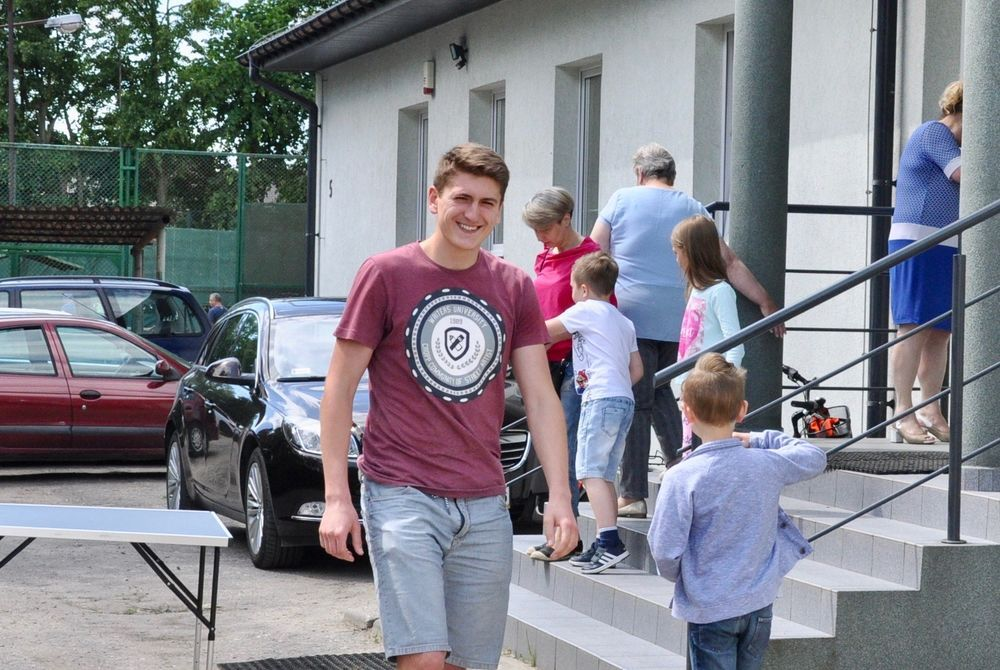 Bartek came to faith 10 years after his sister Ania did at an OM Poland English camp in 2007.