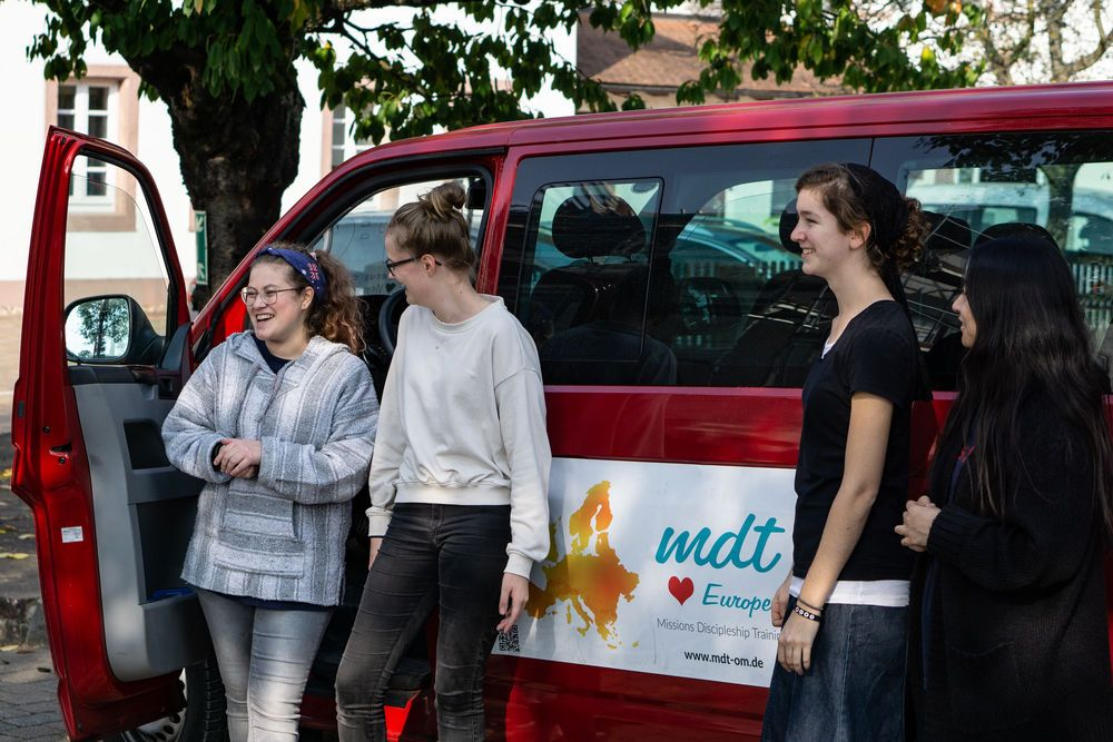 Serbia: Team Alpha, one of the two MDT Love Europe outreach teams 2015 More Info