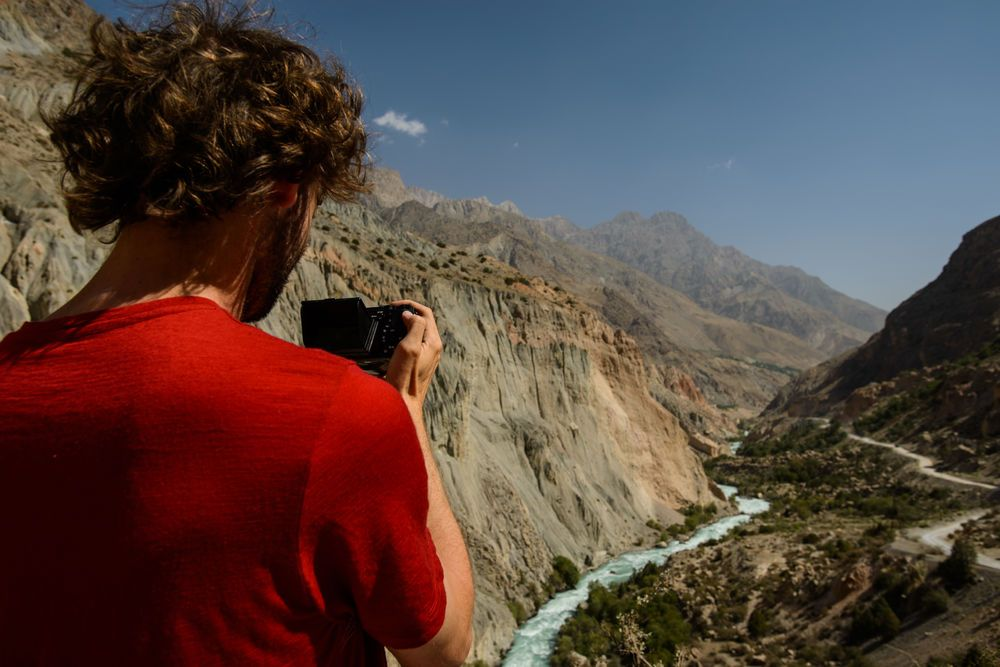 Use your skills in media to further the kingdom in Central Asia.  Photo by Garrett N