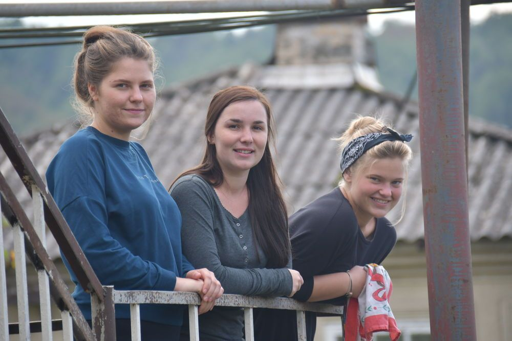 Russia: Second-year MDT students work with children in Abkhazia More Info