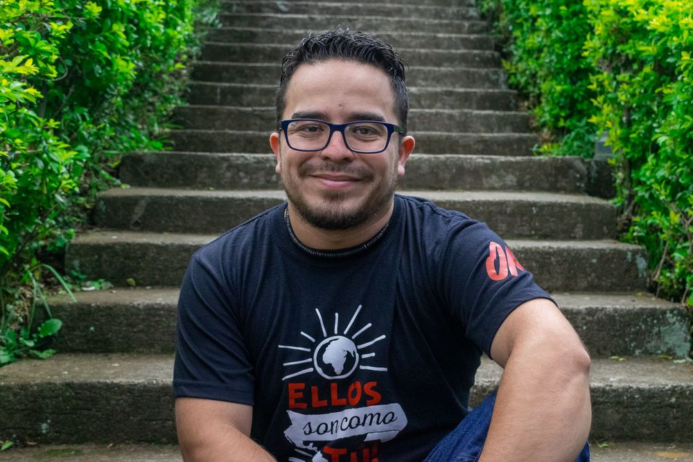 OM in Costa Rica team member Roberto Ramirez talks about taking a steps of faith into a life of missions.