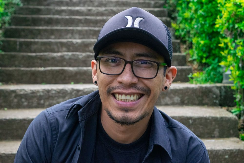 Costa Rica: OMer Josué, from El Salvador, talks about trusting God with his security. More Info