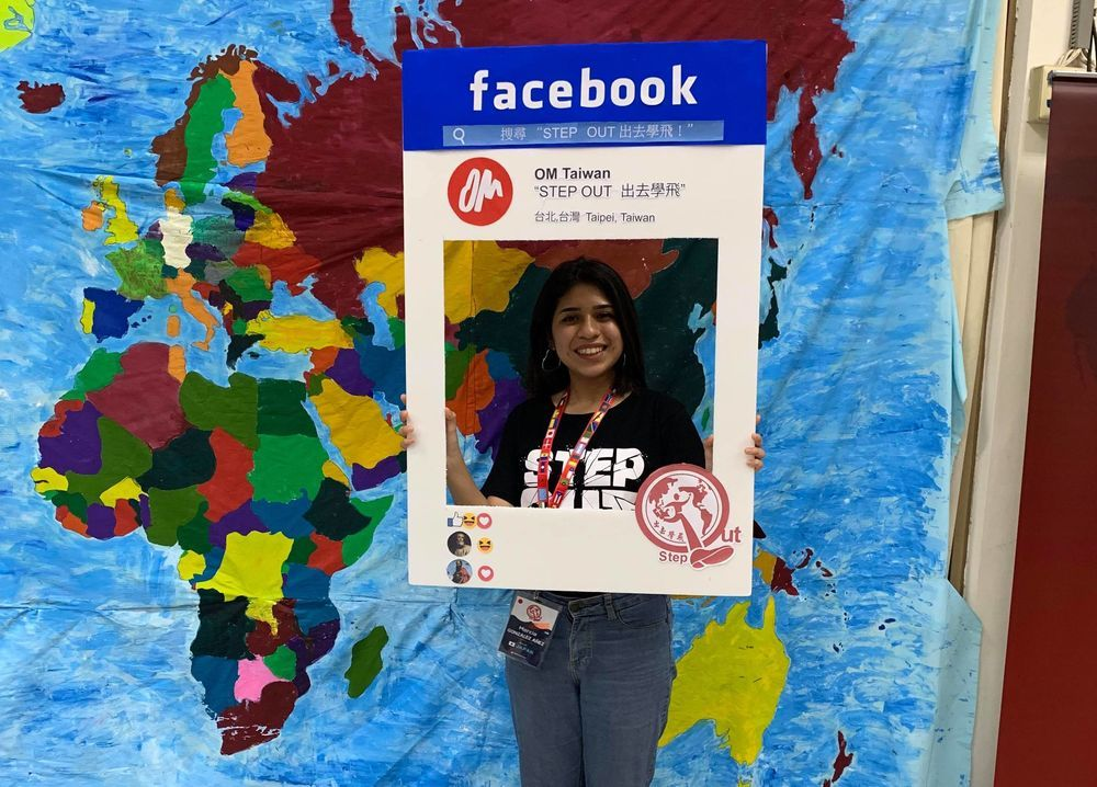 Japan: Marcia from Argentina shares Gods love in Japan. More Info