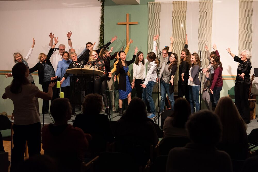 Rachel uses her three passions of evangelism, languages, and music to reach out to people in Austria through the arts.