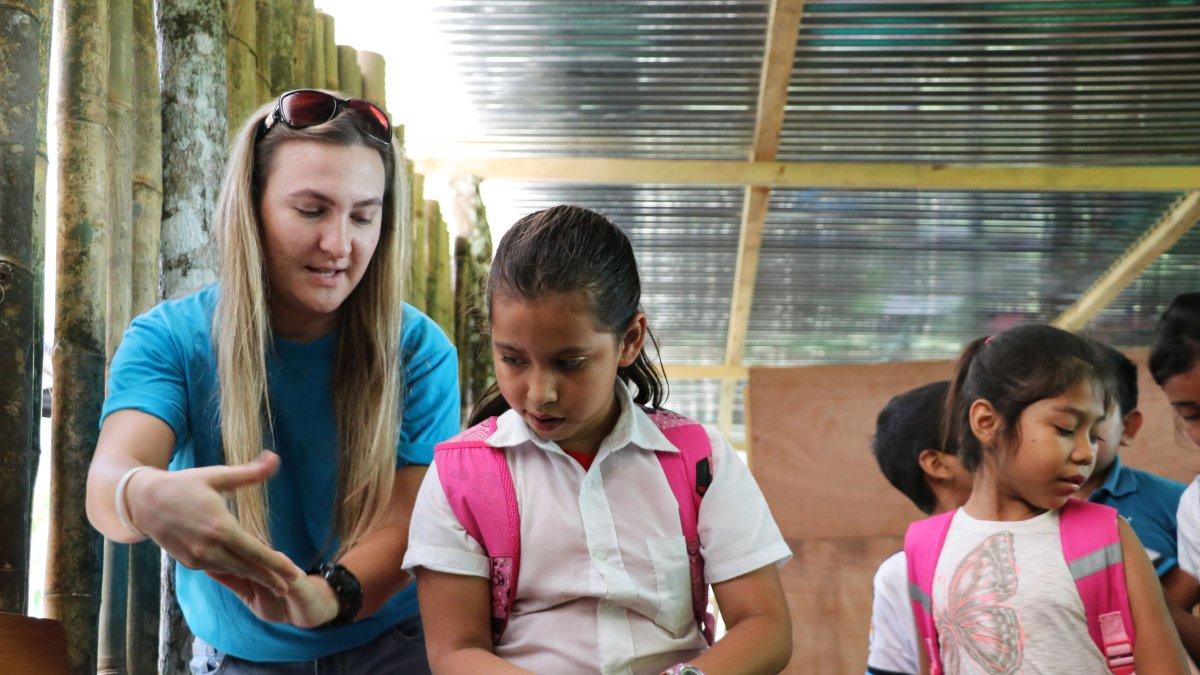 New hope for schoolchildren